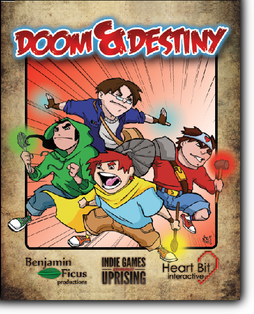 Doom & Destiny | Heartbit Interactive